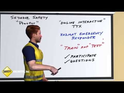 Safety Unlimited, Inc. Trailer for Our Online Interactive Tabletop Exercise