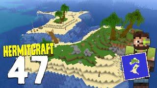 HermitCraft 7: 47 | ISKALL'S NEW TREASURE ISLAND