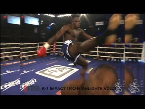 K-1 Impact! KO Highlights Vol.3