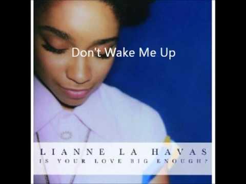 Lianne La Havas   Don't Wake Me Up