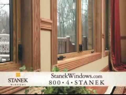 Stanek ULTRAXTREME™ Wood Series Windows