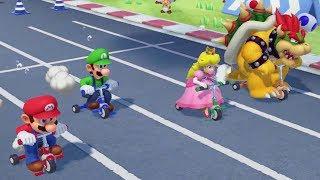 Super Mario Party - All Sports Minigames