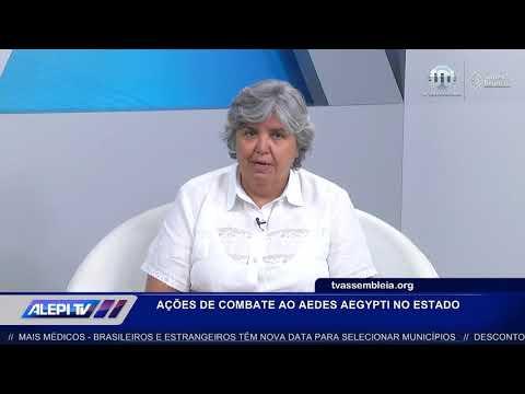 Ações de Combate ao Aedes aegypti em Teresina