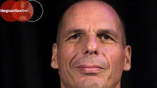 Yanis Varoufakis: why Britain must stay in Europe | Guardian Live