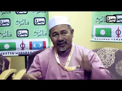 Bicara PRU 13 - Ulasan PJ PAS Pahang selepas Penamaan Calon