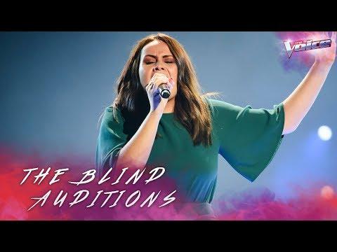 Blind Audition: Maddison McNamara sings I Will Always Love You | The Voice Australia 2018