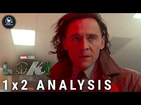 "'Loki' Episode 2 ""The Variant""   Analysis & Review"
