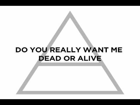 Thirty Seconds to Mars - Hurricane (Official Lyric Video)