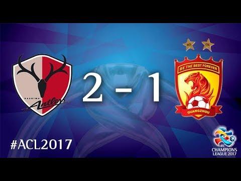 Kashima Antlers vs Guangzhou Evergrande