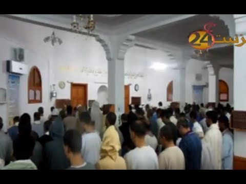 تراويح مسجد الغفران بتيزنيت