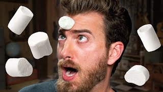 We Try Kids' Marshmallow Games