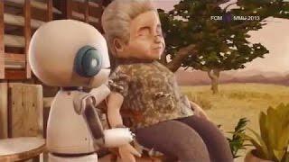 Câu chuyện cảm động - Trái tim Robot (heart of robots)