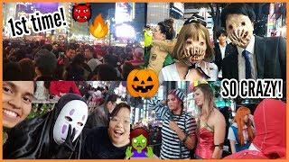 WORLD'S BIGGEST STREET PARTY experience 🎃 Halloween Shibuya, Tokyo 2018