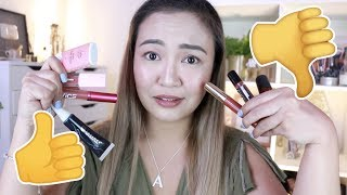 BEST AND WORST LIP AND CHEEK TINTS!!
