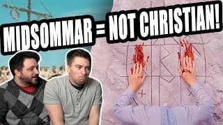 Midsommar is NOT Christian!