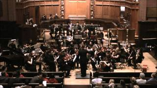[DPops 2011 Spring] 3. Undine from ARIA the Animation OP (performed by Davenport Pops Orchestra)