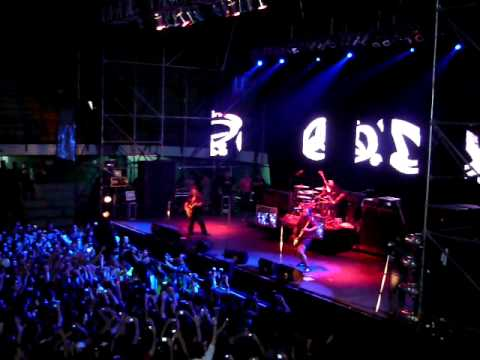 P.O.D. LIE DOWN LIVE IN ARGENTINA