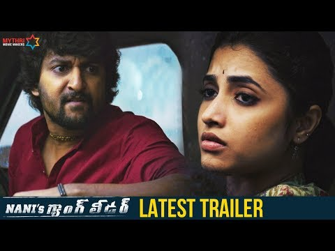 Nani Gang Leader Movie Latest Trailer