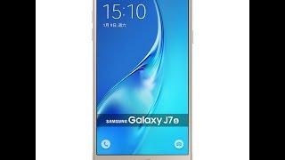 Video Samsung Galaxy J7 (2016) mdjvz1DcBSU