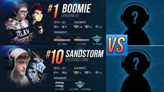 Sandstorm and Boomie vs Viewers - Brawlhalla Dev Stream Highlight