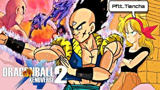 Tiencha! The Fusion Between Tien And Yamcha! Spirit Ball Needs A Buff!!| DRAGON BALL XENOVERSE 2