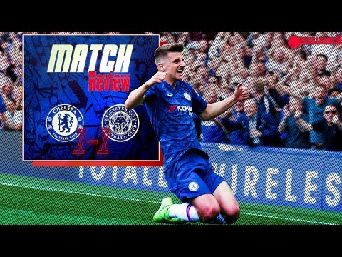 CHELSEA 1-1 LEICESTER CITY || CHELSEA LOSE STEAM AS MASON MOUNT SHINES!