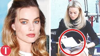 The Sad Truth About Margot Robbie Role In Tarantino New Movie