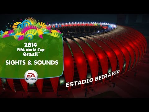 EA SPORTS 2014 FIFA World Cup Gameplay Series - Sights and Sounds