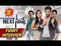Next Nuvve Movie Team Funny Interview- Aadi, Vaibhavi, Rashmi Gautam- Releasing on Nov 3rd