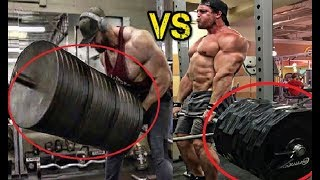 Bradley Martyn VS Brad Castleberry | Who's the Strongest ?