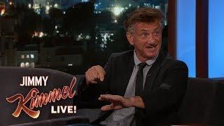 Sean Penn on Haiti & First Child's Birth