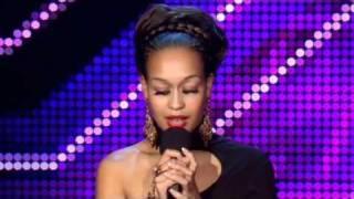 Rebecca Ferguson's X Factor bootcamp challenge (Full Version)