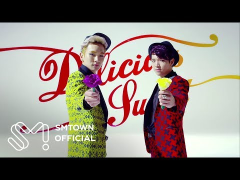 Toheart (WooHyun & Key) 'Delicious' MV