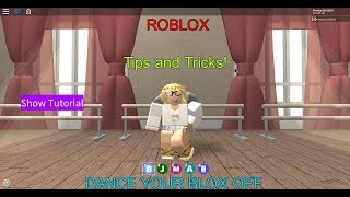 DANCE YOUR BLOX OFF TIPS