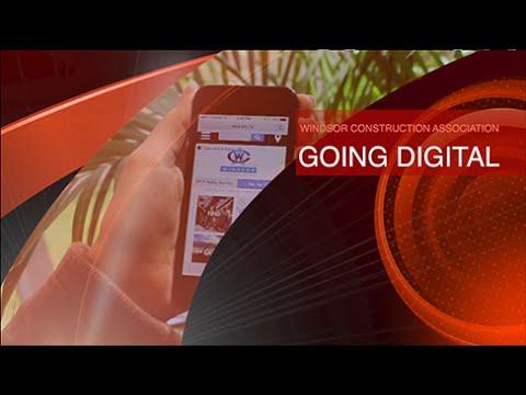 Construction Association - Going Digital