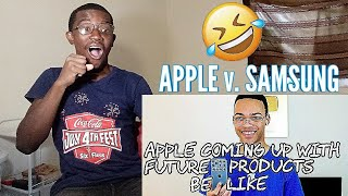 Apple Coming Up With Future Products Be Like (Reaction) 😂😂😱  Kyle Exum