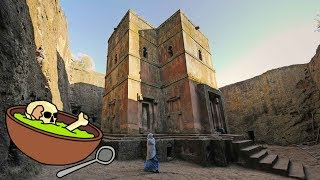 In Focus: The Lalibela Churches in HD