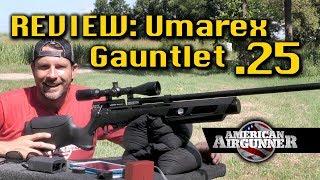 Umarex Gauntlet  22 - FULL REVIEW - Airgun Exploration