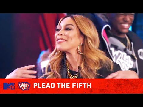 Wendy Williams Calls Out Emmanuel Hudson's Mother 😱   Wild 'N Out   #PleadTheFifth