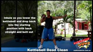 Levantamento unilateral kettlebell c/ movimento do punho