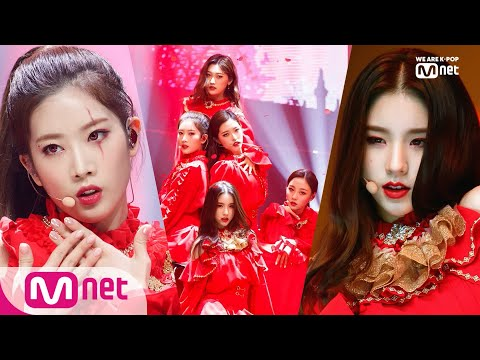 [LOONA - Full Moon(Original Song by SUNMI)] Halloween Special Stage | M COUNTDOWN 191031 EP.641