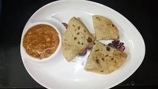 South indian Side dish chapathi|தக்காளி குழம்பு |Tomato kulambu chapathi|Simple Side dish chapathi