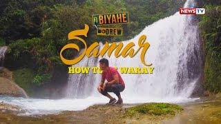 Biyahe ni Drew: How to be Waray in Samar (Full episode)