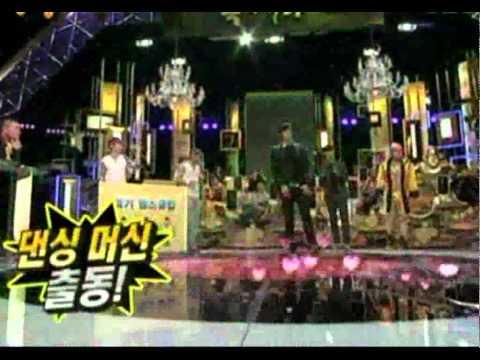 TVXQ Yunho, H.O.T Moon Sugar, Suju Eunhyuk Dance Battle