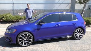 Here's Why the 2018 Volkswagen Golf R Is Better Than its Rivals