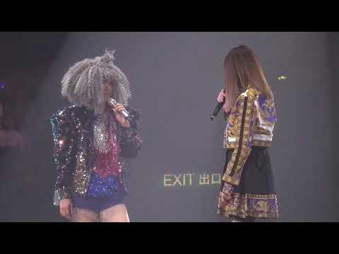 hinsideout 張敬軒演唱會 第3晚嘉賓: 陳慧琳 Kelly Chen