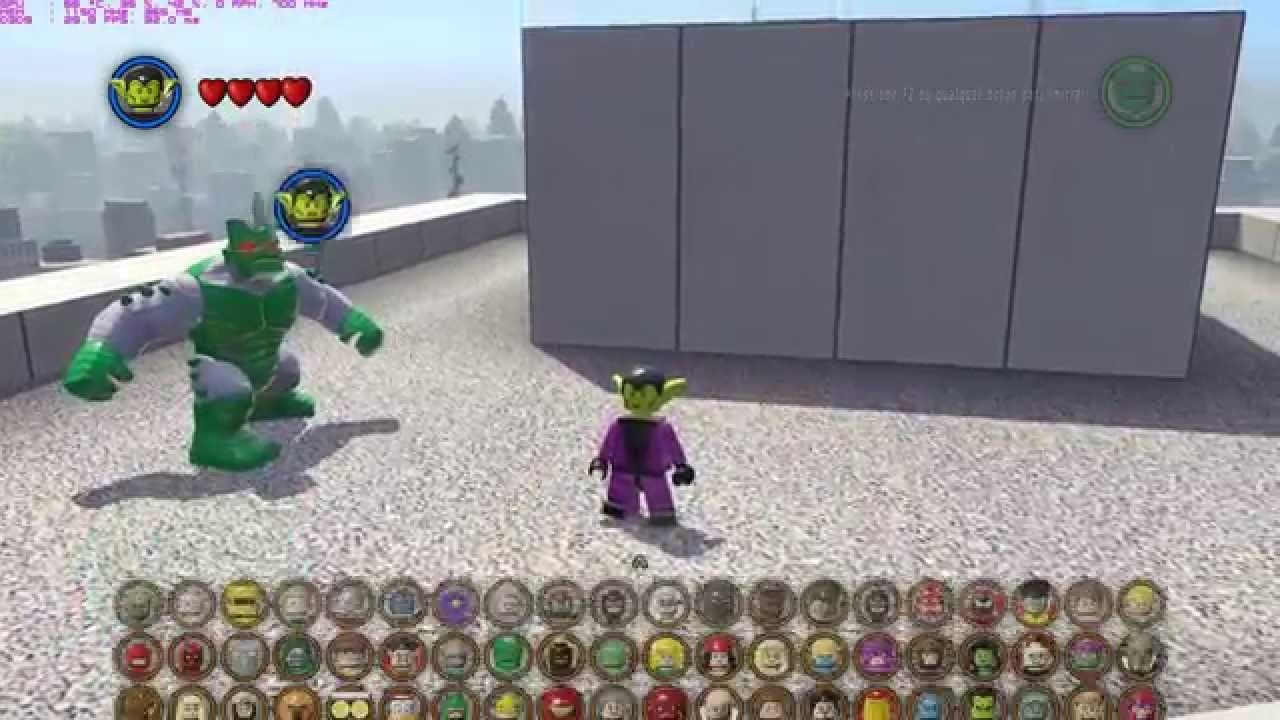 Lego marvel superheroes xbox 360 characters : Jewelry online