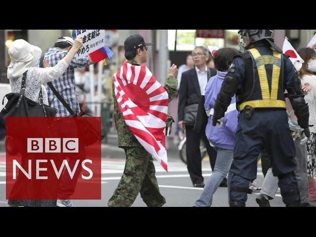 日本不願面對的真相 美裔人權活動家:日本人越來越排外