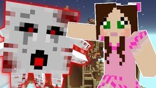 Minecraft: CASTLE OF MUTANT GHASTS MISSION! - Custom Mod Challenge [S8E72]
