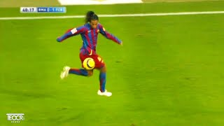 Ronaldinho Moments Impossible to Forget